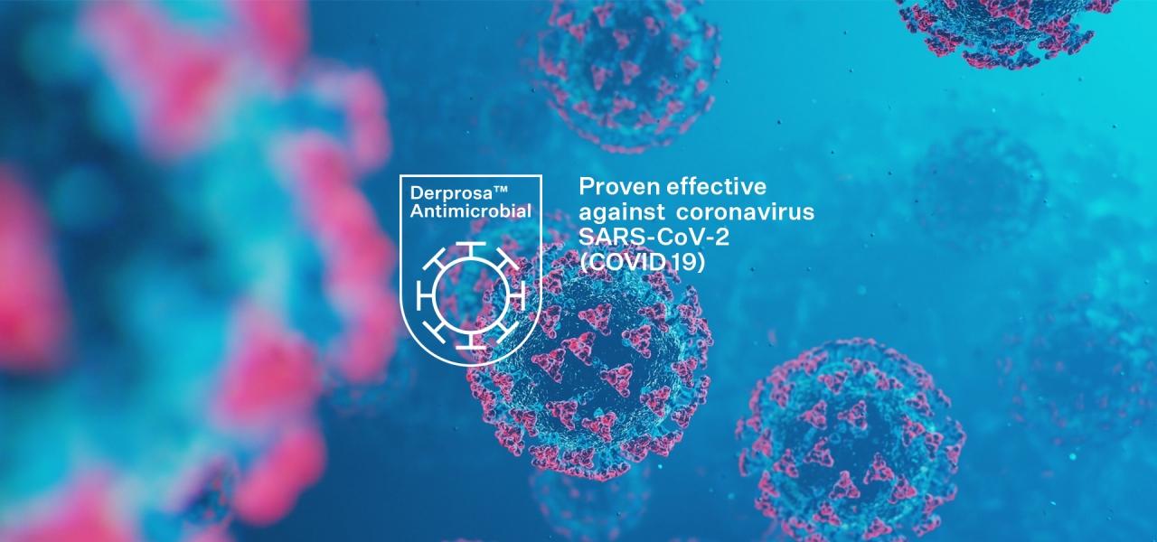 Eficacia probada frente al coronavirus SARS-CoV-2 (COVID-19)