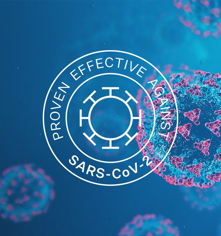 Derprosa Antimicrobial: Eficacia probada frente al coronavirus SARS-CoV-2 (COVID-19)