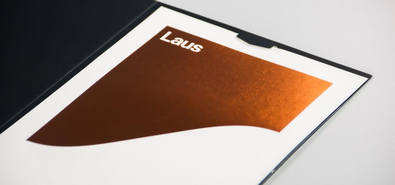 Derprosa: 2 premios Laus 2021, Identidad Corporativa y Elemento de Promoción