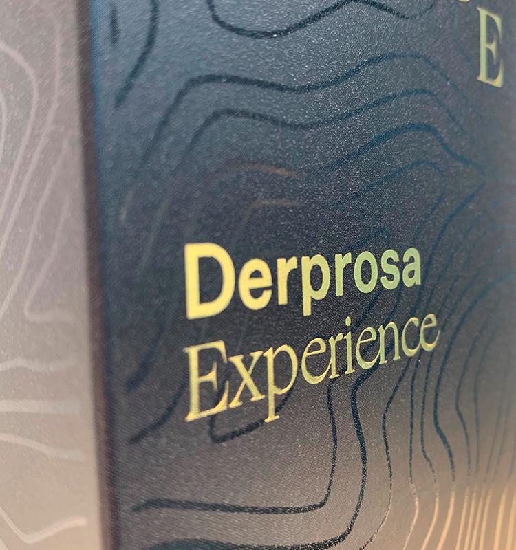 Nueva colección:  Derprosa Experience